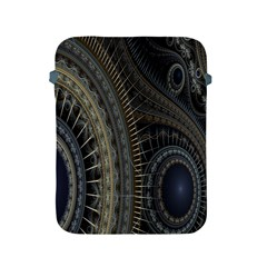 Fractal Spikes Gears Abstract Apple Ipad 2/3/4 Protective Soft Cases by Celenk