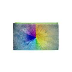 Abstract Art Modern Cosmetic Bag (xs) by Celenk