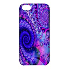 Fractal Fantasy Creative Futuristic Apple Iphone 5c Hardshell Case by Celenk