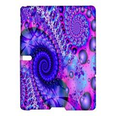 Fractal Fantasy Creative Futuristic Samsung Galaxy Tab S (10 5 ) Hardshell Case  by Celenk