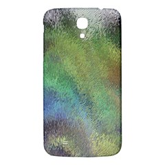 Frosted Glass Background Psychedelic Samsung Galaxy Mega I9200 Hardshell Back Case by Celenk