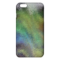 Frosted Glass Background Psychedelic Iphone 6 Plus/6s Plus Tpu Case by Celenk