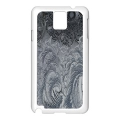 Abstract Art Decoration Design Samsung Galaxy Note 3 N9005 Case (white) by Celenk