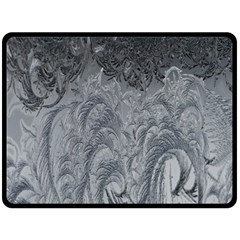 Abstract Art Decoration Design Double Sided Fleece Blanket (large)  by Celenk