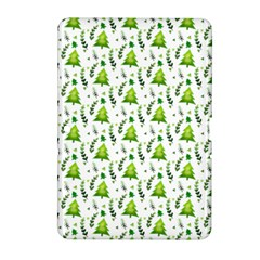 Watercolor Christmas Tree Samsung Galaxy Tab 2 (10 1 ) P5100 Hardshell Case  by patternstudio