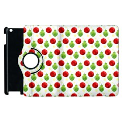 Watercolor Ornaments Apple Ipad 2 Flip 360 Case by patternstudio