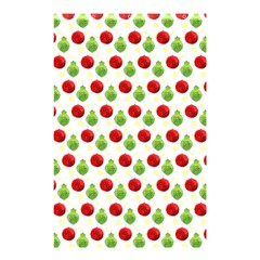 Watercolor Ornaments Shower Curtain 48  X 72  (small)  by patternstudio