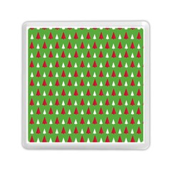 Christmas Tree Memory Card Reader (square)  by patternstudio