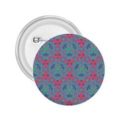 Bereket Pink Blue 2 25  Buttons by Cveti