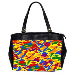 Homouflage Gay Stealth Camouflage Office Handbags (2 Sides)  by PodArtist
