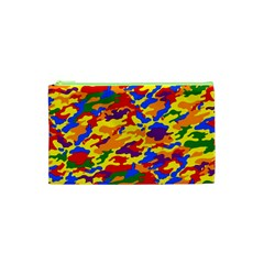 Homouflage Gay Stealth Camouflage Cosmetic Bag (xs) by PodArtist