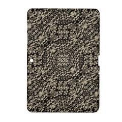 Animal Print Camo Pattern Samsung Galaxy Tab 2 (10 1 ) P5100 Hardshell Case  by dflcprints
