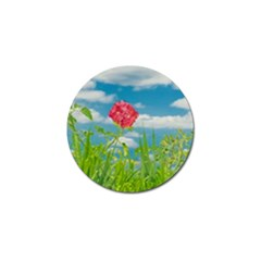 Beauty Nature Scene Photo Golf Ball Marker (10 Pack) by dflcprints