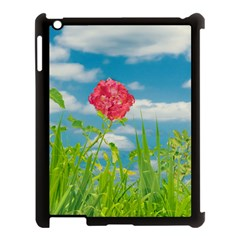 Beauty Nature Scene Photo Apple Ipad 3/4 Case (black) by dflcprints