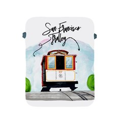 San Francisco Trolley California Bear Apple Ipad 2/3/4 Protective Soft Cases by allthingseveryday