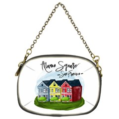 San Francisco Alamo Square Chain Purses (two Sides)  by allthingseveryday