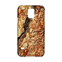 Tree Bark D Samsung Galaxy S5 Hardshell Case  by MoreColorsinLife