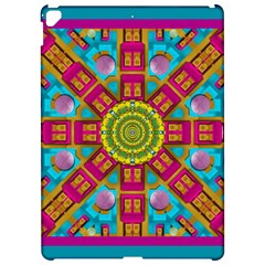 Sunny And Bohemian Sun Shines In Colors Apple Ipad Pro 12 9   Hardshell Case by pepitasart