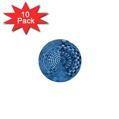 Gateway To Thelight Pattern 5 1  Mini Buttons (10 Pack)  by Cveti