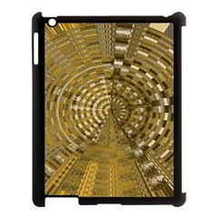Gatway To Thelight Pattern 4 Apple Ipad 3/4 Case (black) by Cveti