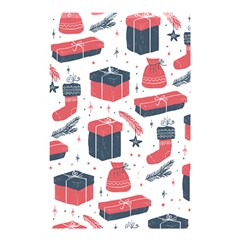Christmas Gift Sketch Shower Curtain 48  X 72  (small)  by patternstudio