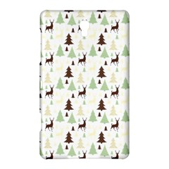 Reindeer Tree Forest Samsung Galaxy Tab S (8 4 ) Hardshell Case  by patternstudio