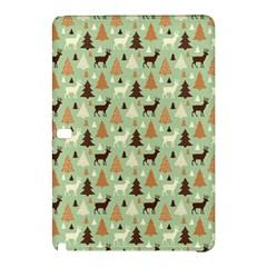 Reindeer Tree Forest Art Samsung Galaxy Tab Pro 12 2 Hardshell Case by patternstudio