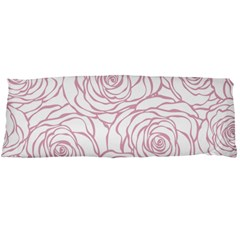 Pink Peonies Body Pillow Case Dakimakura (two Sides) by 8fugoso