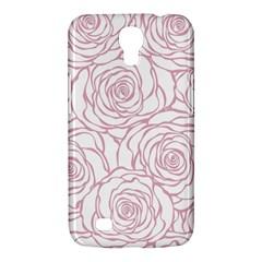 Pink Peonies Samsung Galaxy Mega 6 3  I9200 Hardshell Case by 8fugoso