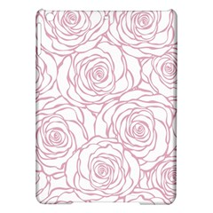 Pink Peonies Ipad Air Hardshell Cases by 8fugoso