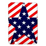 Patriotic Usa Stars Stripes Red Kindle Fire HD 8.9