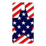 Patriotic Usa Stars Stripes Red Samsung Galaxy Note 3 N9005 Hardshell Back Case