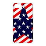 Patriotic Usa Stars Stripes Red Apple iPhone 7 Hardshell Case
