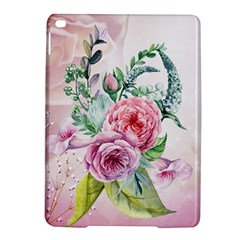 Flowers And Leaves In Soft Purple Colors Ipad Air 2 Hardshell Cases by FantasyWorld7