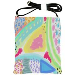 Brightcr Shoulder Sling Bags by paintedpurses