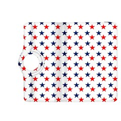 Patriotic Red White Blue Stars Usa Kindle Fire Hdx 8 9  Flip 360 Case by Celenk
