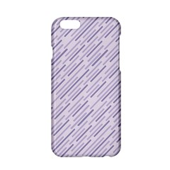 Halloween Lilac Paper Pattern Apple Iphone 6/6s Hardshell Case by Celenk