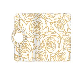 Yellow Peonies Kindle Fire Hdx 8 9  Flip 360 Case by 8fugoso