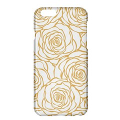 Yellow Peonies Apple Iphone 6 Plus/6s Plus Hardshell Case by 8fugoso