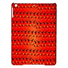Texture Banner Hearts Flag Germany Ipad Air Hardshell Cases by Celenk