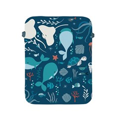 Cool Sea Life Pattern Apple Ipad 2/3/4 Protective Soft Cases by allthingseveryday