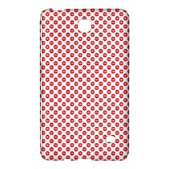 Sexy Red And White Polka Dot Samsung Galaxy Tab 4 (8 ) Hardshell Case  by PodArtist
