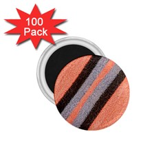 Fabric Textile Texture Surface 1 75  Magnets (100 Pack)  by Celenk