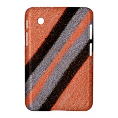 Fabric Textile Texture Surface Samsung Galaxy Tab 2 (7 ) P3100 Hardshell Case  by Celenk