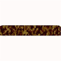 Camouflage Tarn Forest Texture Small Bar Mats by Celenk