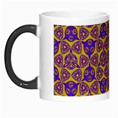 Sacred Geometry Hand Drawing 2 Morph Mugs by Cveti
