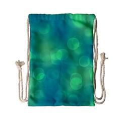 Soft Lights Bokeh 1b Drawstring Bag (small) by MoreColorsinLife