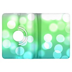 Soft Lights Bokeh 2 Kindle Fire Hdx Flip 360 Case by MoreColorsinLife