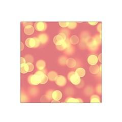 Soft Lights Bokeh 4b Satin Bandana Scarf by MoreColorsinLife