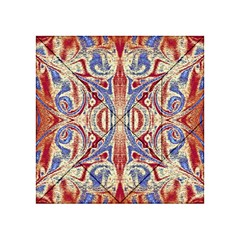 Symbols Pattern Acrylic Tangram Puzzle (4  X 4 ) by Cveti